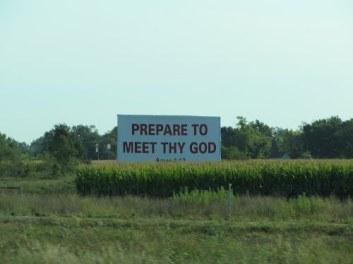 Prepare to meet my God - Amos 4-12