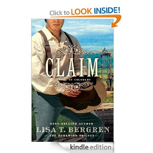 Claim - novel by L. T. Bergren