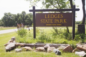 Ledges State Park, Iowa