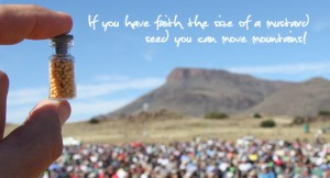 Mustard Seed faith photo - Angus Buchan