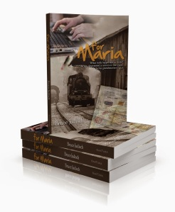 For Maria - book giveaway by Bruce Judisch